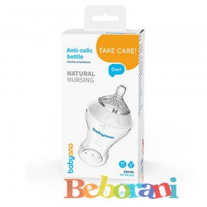 Шише Антиколик Natural Nursing BabyOno