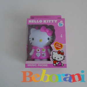 Телефон Hello Kitty